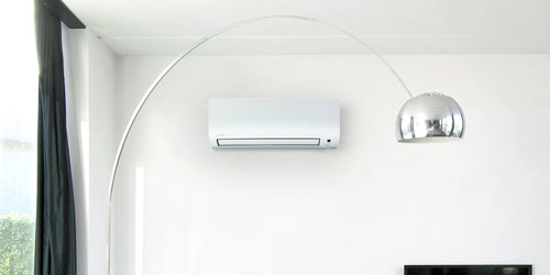 Õhk-õhk soojuspump Daikin Comfora
