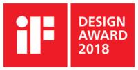 Õhk-vesi soojuspump Daikin Altherma 3 IF Design award logo